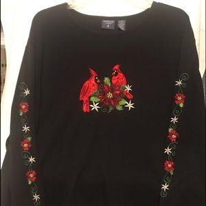 Mountain Lake T-Shirt for Christmas Size 2XL